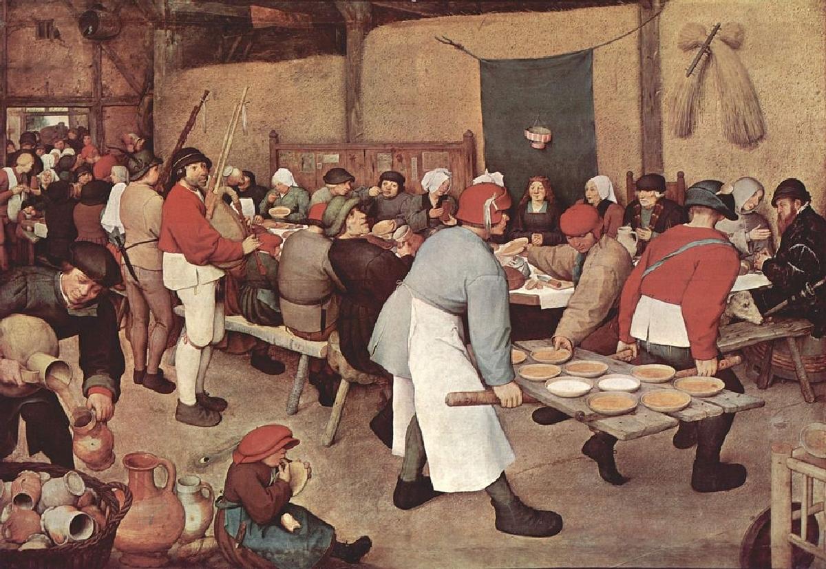 Що споживали волиняни 400 років тому