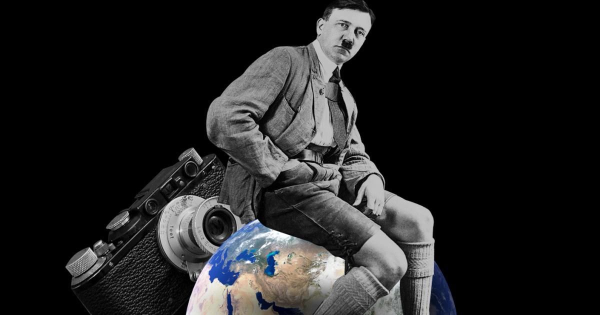 Чому Гітлер соромився своїх шортів, або 4 історії від його фотографа