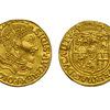 Герб Волині на монетах Сигізмунда ІІ Августа