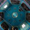 Синьо-жовта таємниця Cвято-Михайлівського храму. Фото