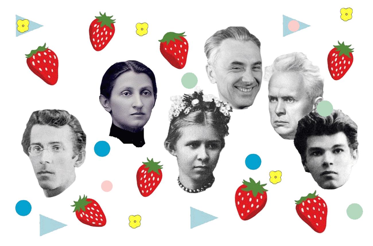 6 чуттєвих і бентежних уривків з українських класиків
