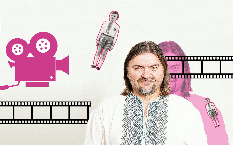 Олесь Санін – кінорежисер із Волині
