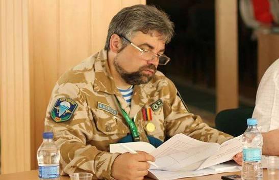 Михайло Бучак: «Іноді думаю, що живу не в Україні, а в племені тумба-юмба»