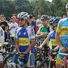 Святковий велопробіг у Луцьку: як це було