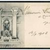 Збереглися поштові листівки із зображенням костелу в Горохові. ФОТО