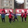 Юні футболісти тренувалися з зірками «Волині»