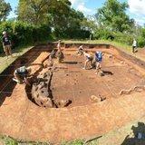 На Херсонщині археологи знайшли поховання воїна-сармата