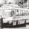З історії луцьких тролейбусів - єдина в місті «ластівка»