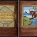 Манускрипт, написанийзолотим чорнилом: показали подарунок придворного коханій