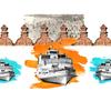 Луцьк судноплавний, або Де живе стировий Нептун