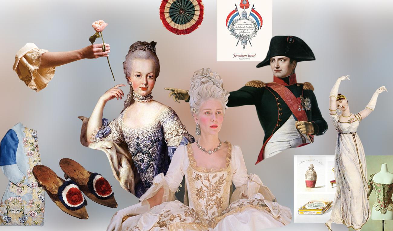Модна французька революція: від високих перук до Наполеона