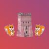 Білочки окупували замок Любарта. Знайдіть їх усіх. Негайно
