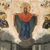 Ікона «Покрова Богородиці» XVIII століття з Волині