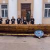 У Рівному реконструювали човен вікінгів