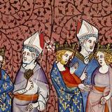 19 травня: Анна коронувалася на французький престол