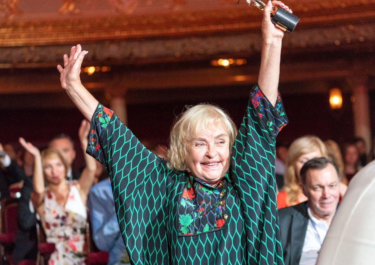 Легендарна Ада Роговцева святкує 81-річчя: цікаві факти з життя акторки