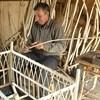 На Любешівщині створюють шедеври з лози. ВІДЕО