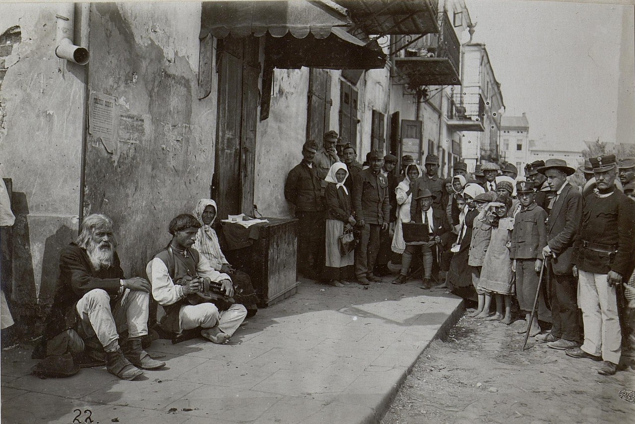 Мисливство на Галичині у Першій світовій