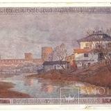 Луцьк на поштових листівках 1918 року. Фото