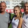 Родина тренерів з Донецька приїхала до Луцька підіймати спорт