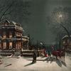 Новорічні і різдвяні листівки столітньої давнини