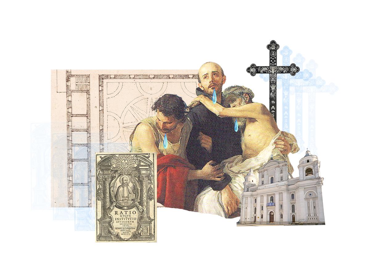 Гнути слину: як луцькі єзуїти заговорювали публіку