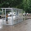 Лучани просять облаштувати зупинку біля дитячої лікарні