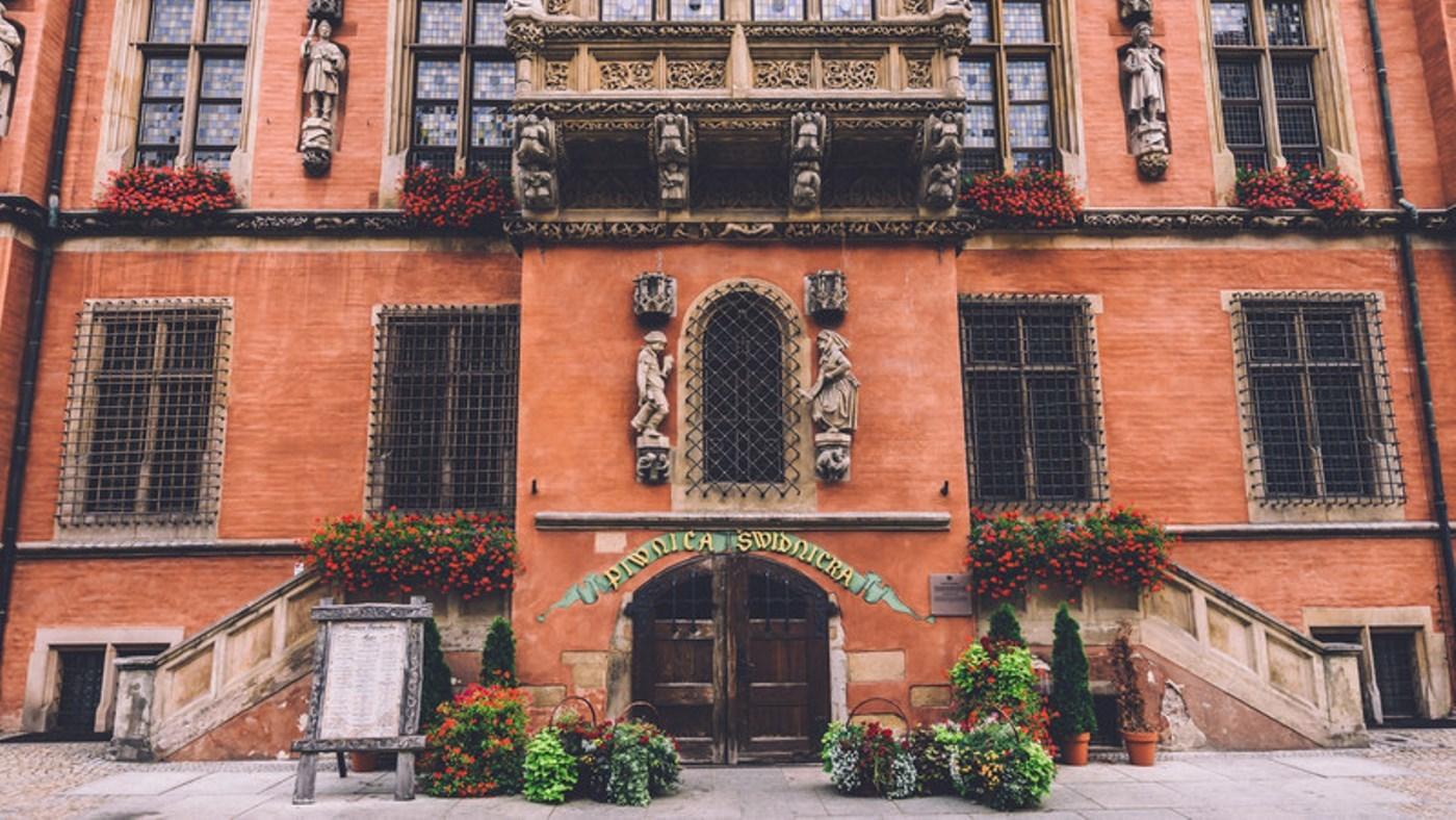 Найстаріший в Європі ресторан – у Польщі