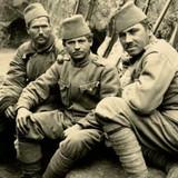 Боснійські солдати на Волині 100 років тому