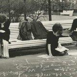 Як жили радянські студенти. Фото