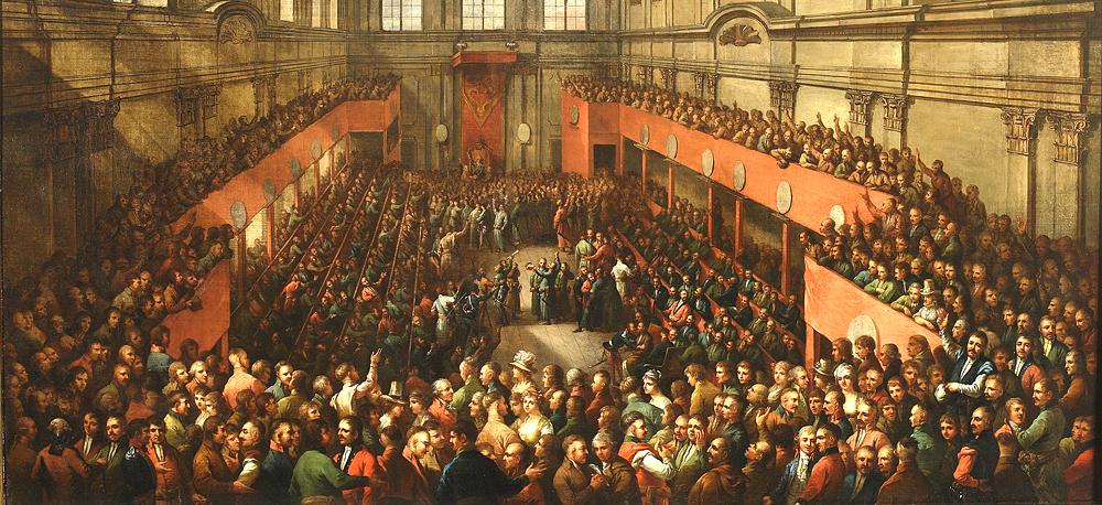 225 років: як лучани ухвалювали польську конституцію