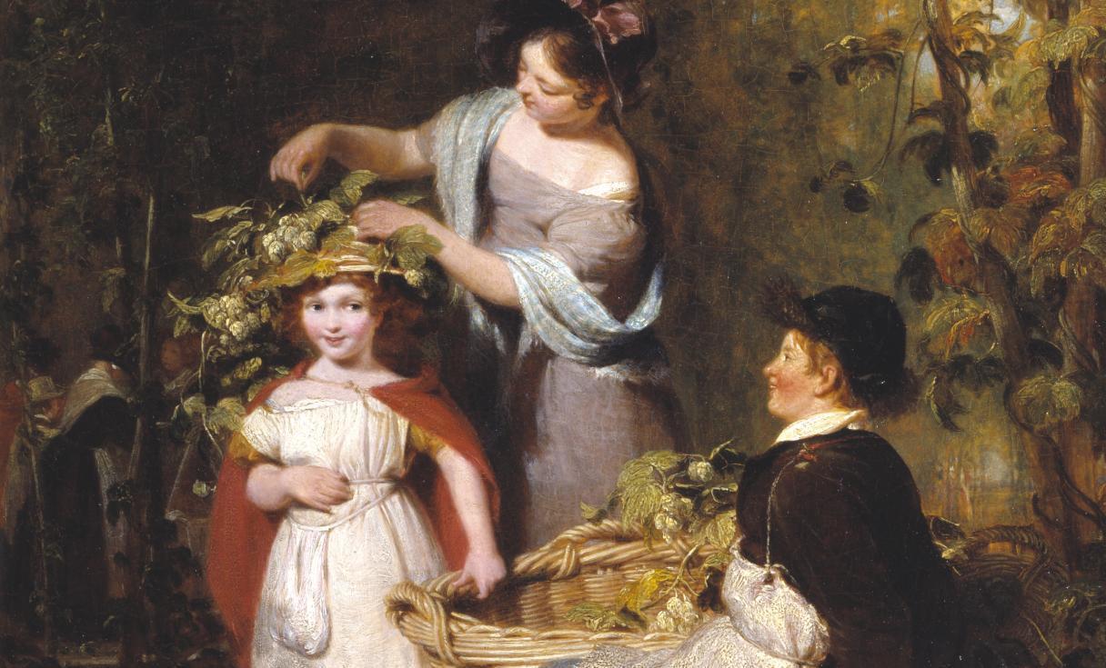 Історія кишені у жіночому одязі XVII—XIX століть